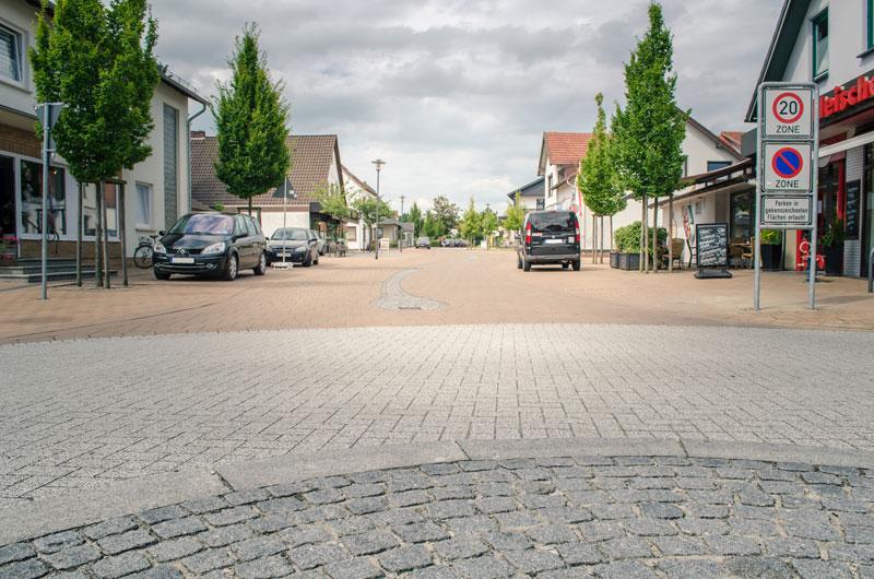 Poststraße - Tarmstedt